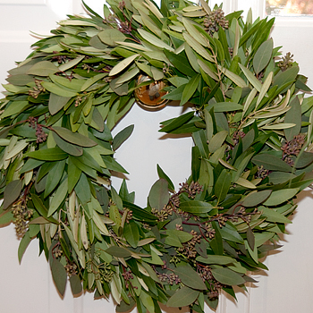 Olive wreath